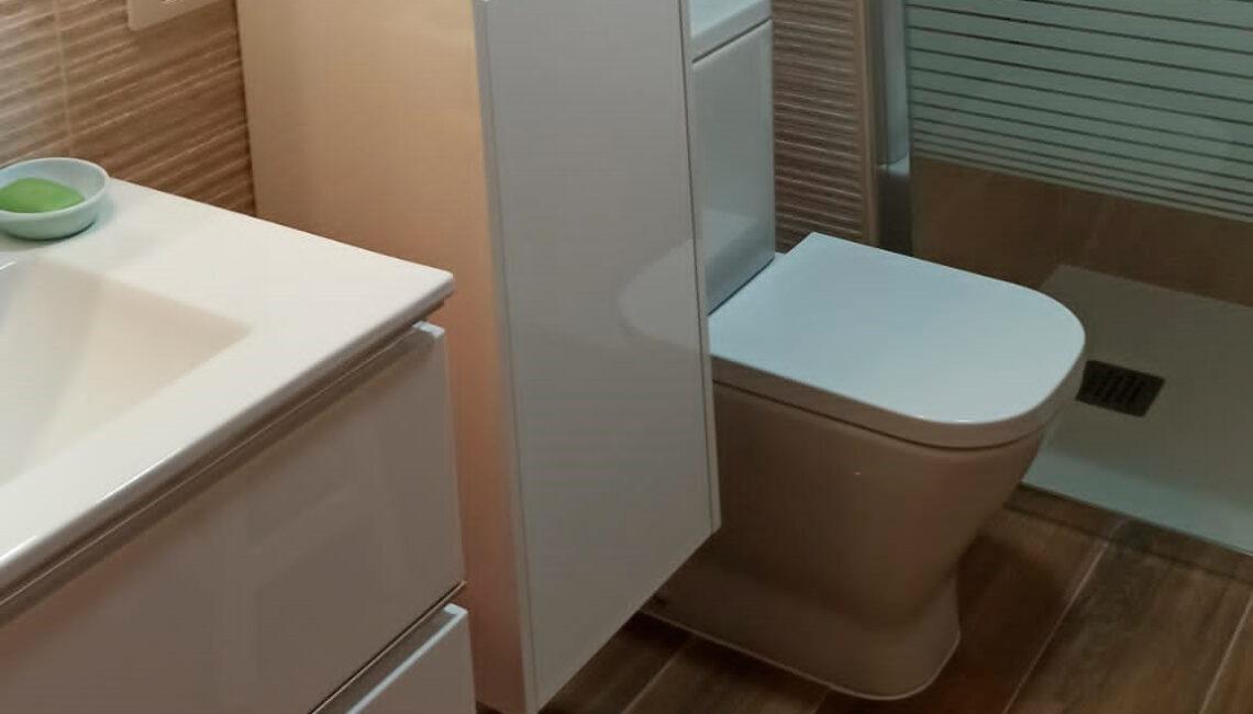 Reforma de baños de particular